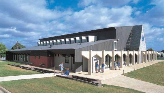 新西兰顶尖中学 奥克兰圣心男子公立高中