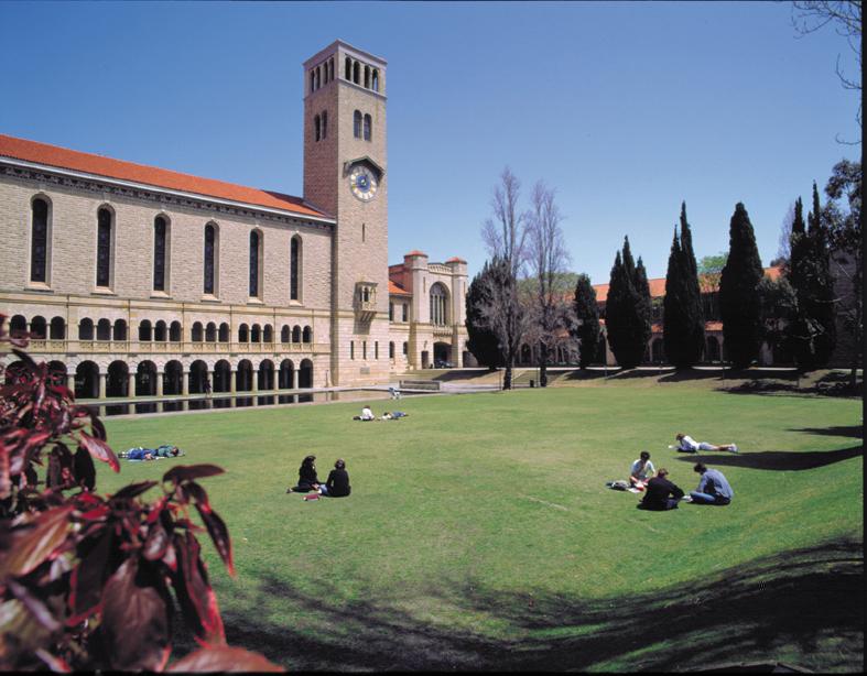 分享留学西澳的省钱妙招