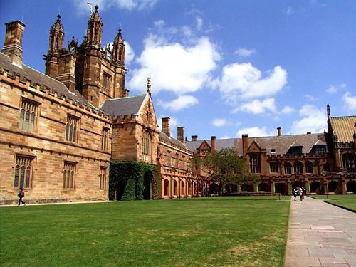 美国最漂亮的14所大学