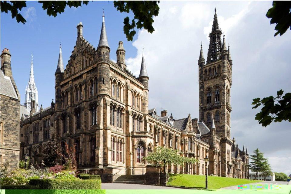 格拉斯哥大学2016年住宿申请已开放