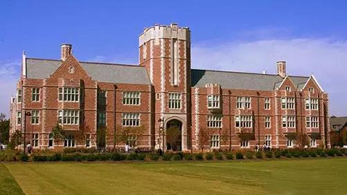 拥有最佳宿舍条件的美国大学