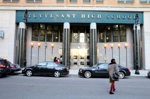 纽约市特殊高中录取发榜 亚裔学生独领风骚