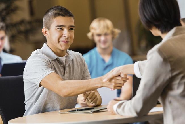 国际学生与招生官面对面:充分准备