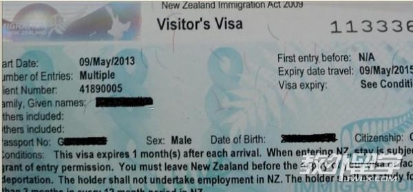 去新西兰留学你必须知道签证材料有哪些