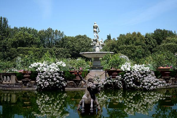 国际游学:波波利花园的艺术之美