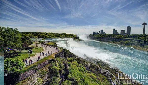 黑格伯爵加拿大国际游学夏令营