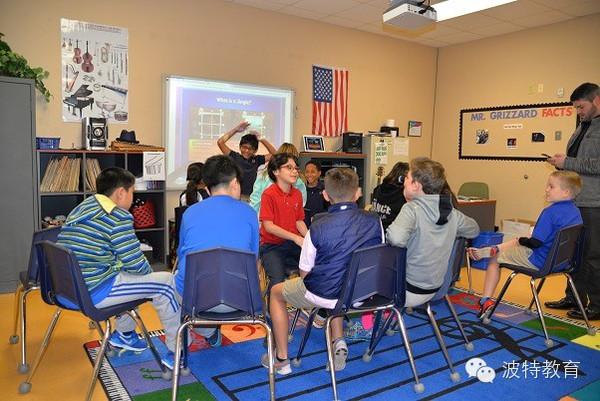 美国冬令营:感受不一样的教育