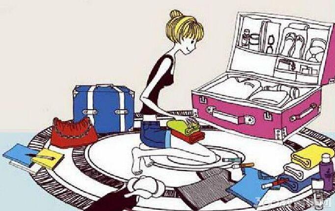 新加坡留学行李整理建议