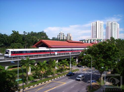 新加坡留学生活出行之地铁篇