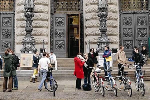 德国留学签证指南