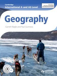 英国高中A-Level:地理