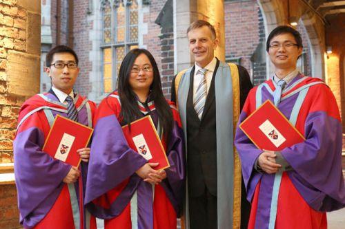 中国学生赴美留学像在国内:中国人怎么这么多?