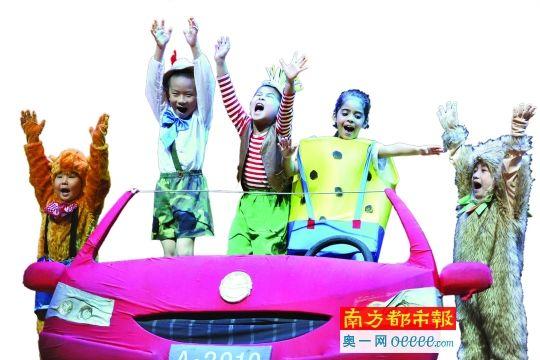 惊呆了:国际幼儿园超豪华毕业典礼