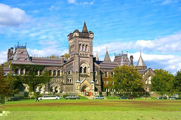 2016多伦多大学中学生夏令营招募
