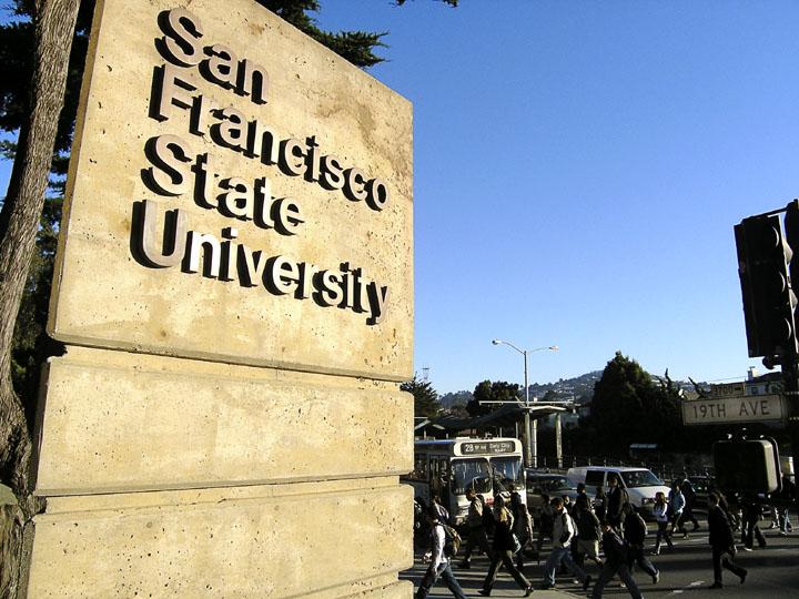 选择旧金山州立大学的优势