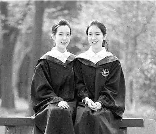 浙大美女双胞胎双双考取英国名校 雅思成绩相同