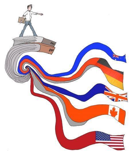 小语种国家留学海归 比英语国家留学海归优势大