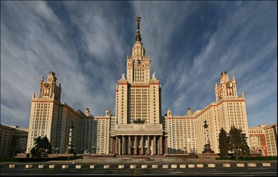 众雁留学和莫斯科国立大学建立官方合作