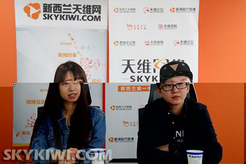 新西兰留学生遭袭击事件发酵 华裔学生表达意愿