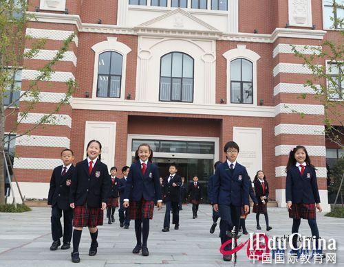 上海德威英国国际学校闵行校区今年8月招生