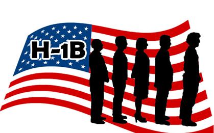 什么?2017财年H-1B签证申请名额已经爆满!