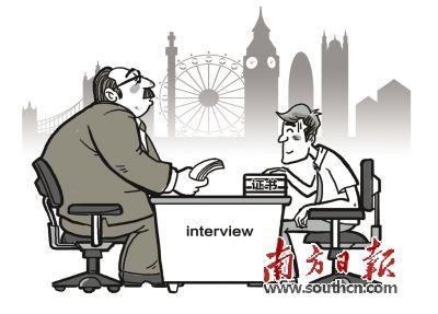 留学生英国找工作机会很渺茫