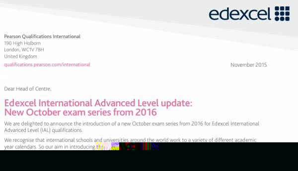 A-Level考试又改革!一年考三次总能考出好成绩的