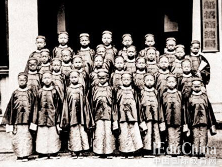 揭秘中国留学生赴美留学的百年历史