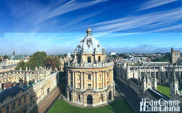 牛津大学招生负责人:弱势背景学生更易获得面试机会