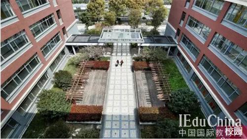 上海平和双语学校开新校区了