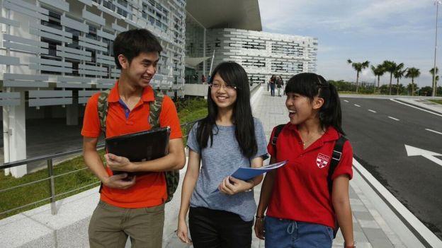 美教授:不少中国留学生没有达到上美国大学标准