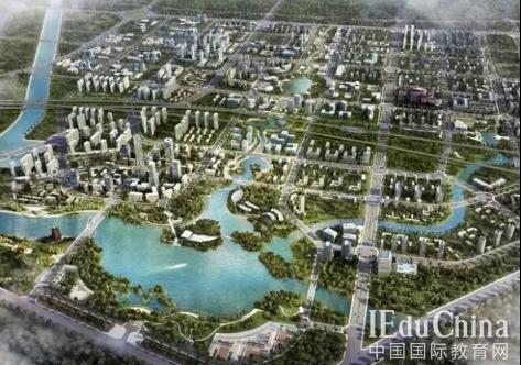 北京海嘉国际学校郑州校区即将入驻滨河国际新城