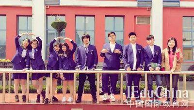 上海国王国际高中   2016年6月份最后一次招生会