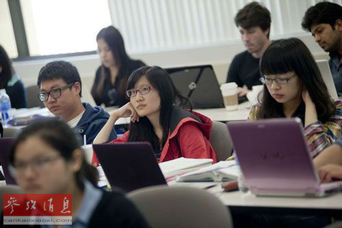 台媒:大陆留学生父母成美国大学城购房主力