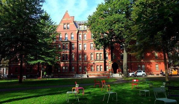 美国名校——哈弗大学录取条件