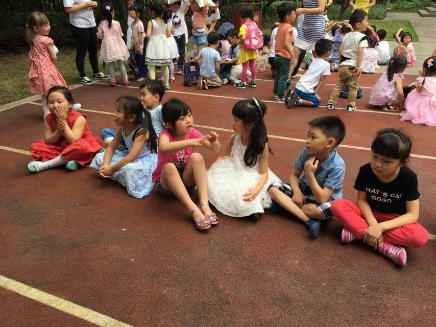 重庆东方剑桥融景成国际双语幼儿园  举办地震演习活动