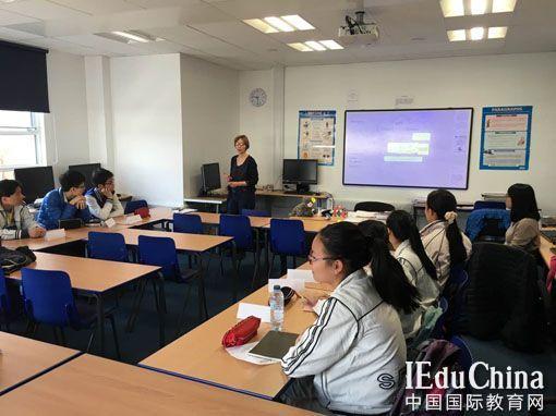 上海外国语学校学生  我的英国游学记
