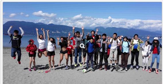 加拿大名校游学交流活动  一起约吗