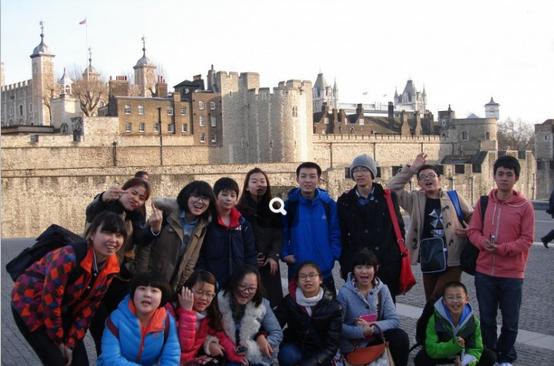 伦敦市中心英语学习  体验最地道的英式英语