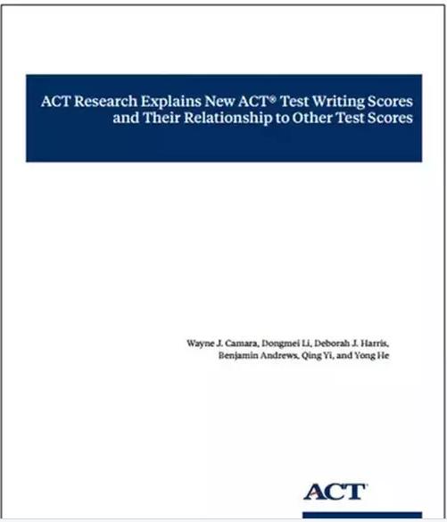 炸了:ACT写作评分规则将改变