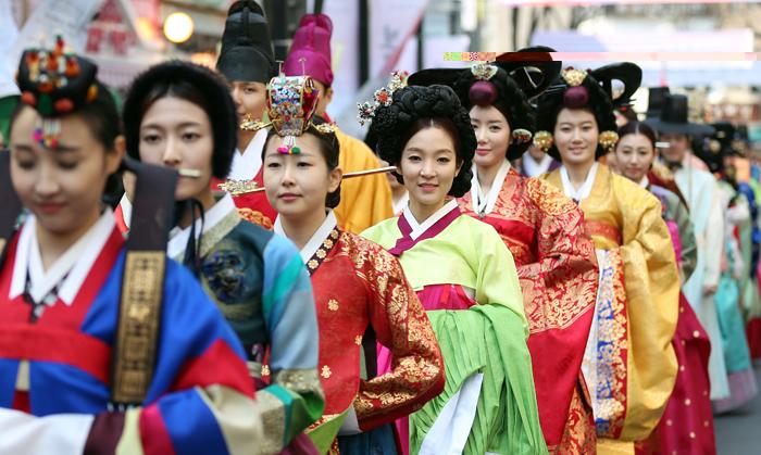 留学游记之我在韩国