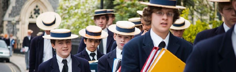 英国五大贵族中学盘点