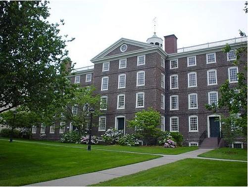 你敢和美国这几所大学比老吗?
