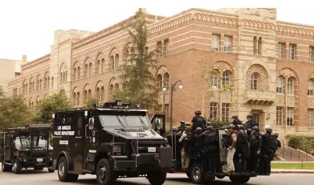 美国3年发生186起校园枪击案 出国留学该如何自保