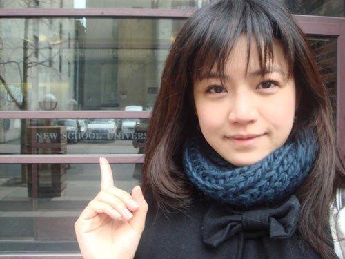 留学美国、嫁给男神 原来你是这样的陈妍希