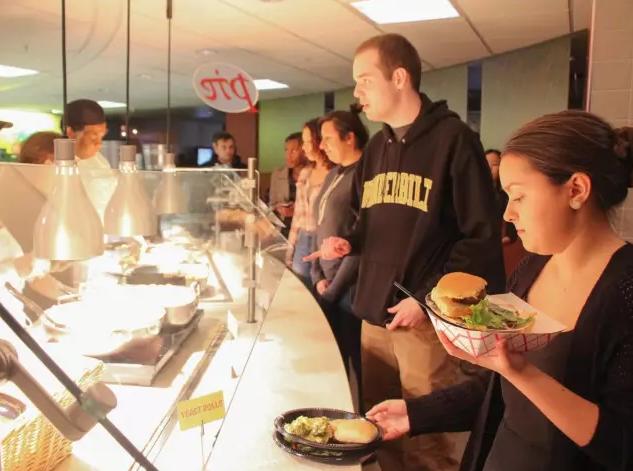 全美最好吃的大学食堂排名TOP15