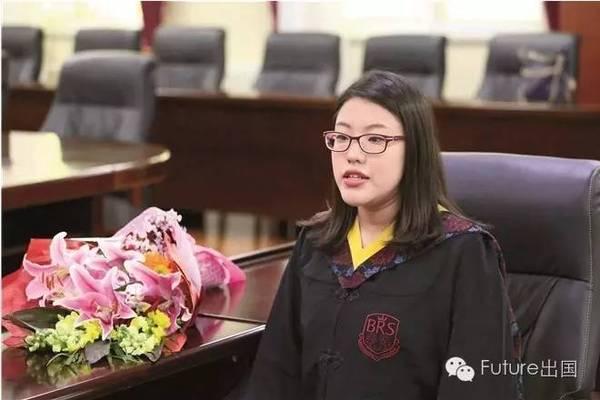 """成功案例:李宁馨让""""头发""""见证留学大业"""