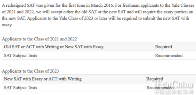 同时考新旧SAT:考试成绩该如何提交?
