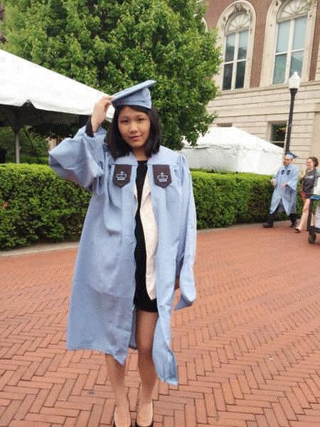 """哥大毕业后回来当""""家庭主妇"""" 留学让她改变了什么"""