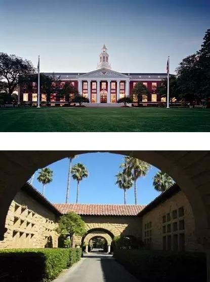 哈佛VS斯坦福 谁家商学院更胜一筹